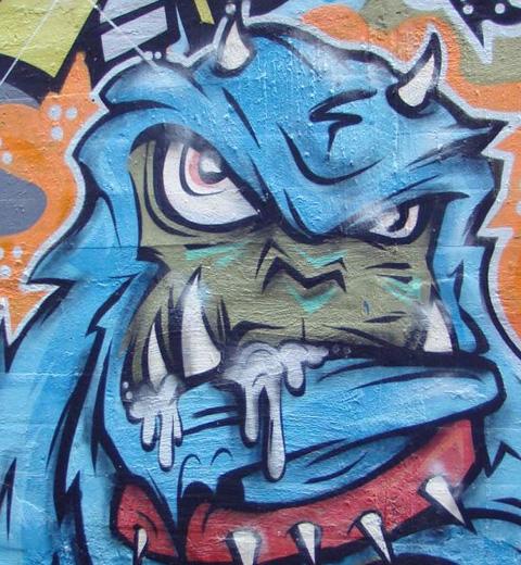 Le graffiti