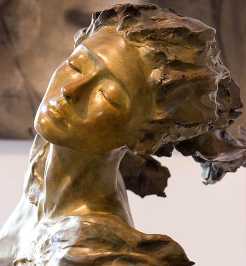 Les statues et les sculptures